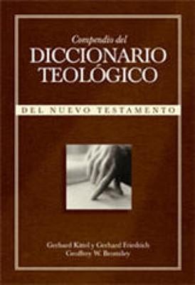 COMPENDIO DEL DICCIONARIO TEOLOGICO NT (Tapa dura) [Libro]