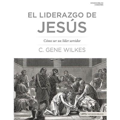LIDERAZGO DE JESUS [Libro]