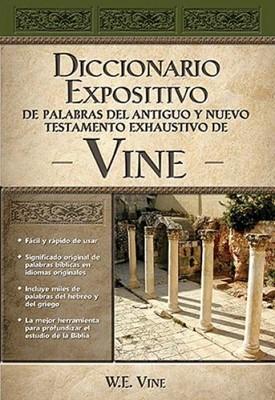 Diccionario Expositivo Vine (Tapa Dura) [Libro]