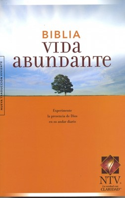 Biblia Vida Abundante NTV [Biblia]