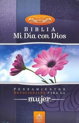 Biblia mi Día con Dios RVR60 (Rústica) [Biblia]