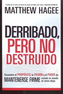 DERRIBADO PERO NO DESTRUIDO [Libro]