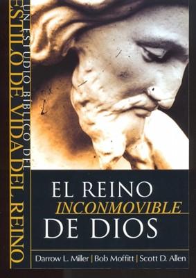 REINO INCONMOVIBLE DE DIOS [Libro]