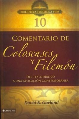 Comentario de Colosenses y Filemón (Rústica) [Libro]