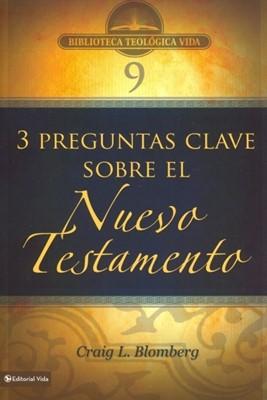COM BTV 09 PREGUNTAS CLAVES SOBRE EL NT [Libro]