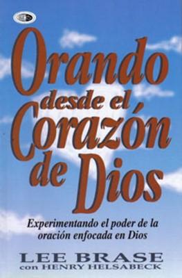 ORANDO DESDE EL CORAZON DE DIOS BOLSILLO [Libro]
