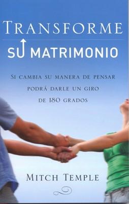 Transforme su Matrimonio (Tapa Suave) [Libro]