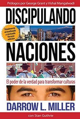DISCIPULANDO A LAS NACIONES 2DA EDICION [Libro]