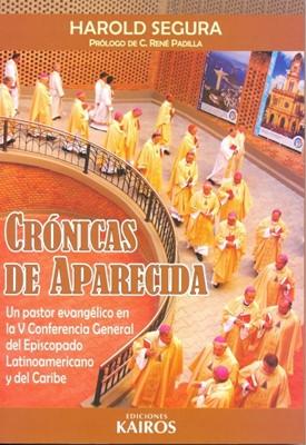 CRONICAS DE APARECIDA [Libro]
