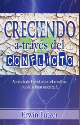 CRECIENDO ATRAVES DEL CONFLICTO BOLSILLO (rústica) [Libro Bolsillo]