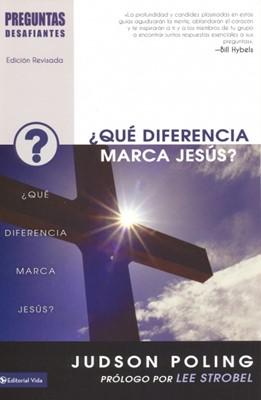 SERIE QUE DIFERENCIA MARCA JESUS [Libro]