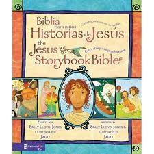 HISTORIA DE JESUS BILINGUE