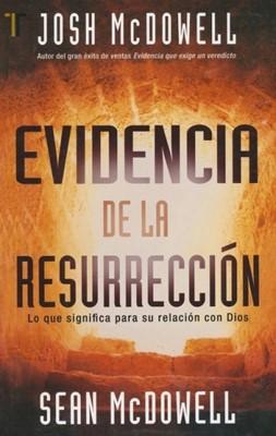EVIDENCIAS DE LA RESURRECCION [Libro]