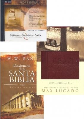 BIBLIOTECA ELECTRONICA CARIBE PROFESIONAL [Biblia]