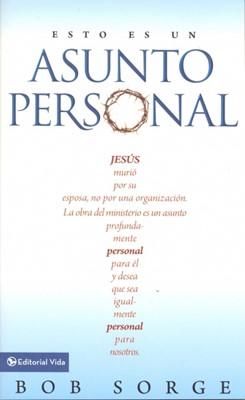 ESTO ES UN ASUNTO PERSONAL BOLSILLO [Libro]
