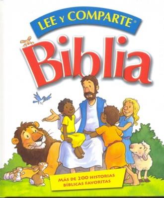 BIBLIA LEE Y COMPARTE