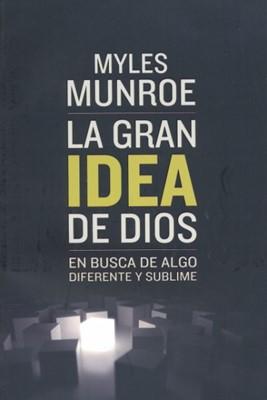 GRAN IDEA DE DIOS [Libro]