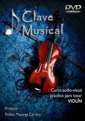 Clave Musical curso Violín [DVD]