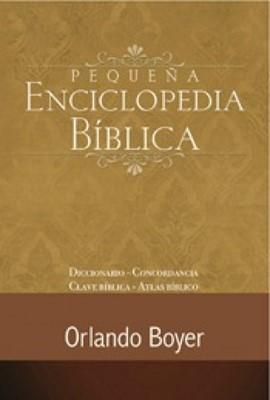 Pequeña Enciclopedia Bíblica (Tapa Dura) [Libro]