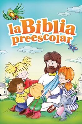 BIBLIA PREESCOLAR LA [Libro]