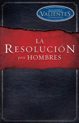 Resolución Para Hombres (rústica) [Libro]