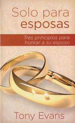 SOLO PARA ESPOSAS BOLSILLO (Tapa Rústica suave) [Libro Bolsillo]
