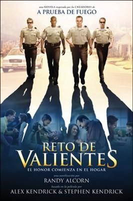 RETO DE VALIENTES NOVELA