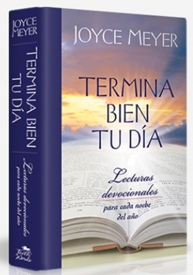 TERMINA BIEN TU DIA DEVOCIONAL [Libro]