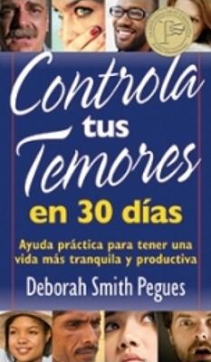 CONTROLA TUS TEMORES EN 30 DIAS BOLSILLO [Libro]