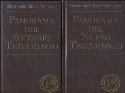 CBP PANORAMA DEL ANTIGUO TESTAMENTO  TD