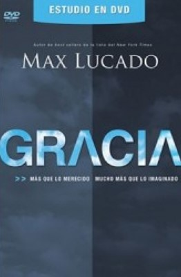 DVD GRACIA ESTUDIO
