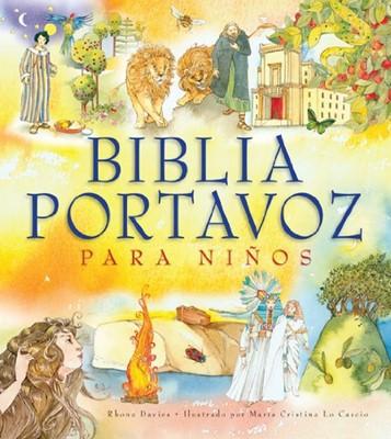 BIBLIA PORTAVOZ PARA NIÑOS (tapa dura) [Libro]