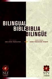 Biblia bilingue NTV / NLT (tapa dura) [Biblia]