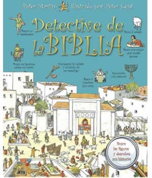 DETECTIVE DE LA BIBLIA (tapa dura) [Libro]
