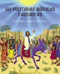 50 HISTORIAS BIBLICAS FAVORITAS TD (tapa dura) [Libro]