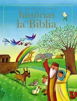 MI PRIMER LIBRO DE HISTORIAS DE LA BIBLIA (tapa dura) [Libro]