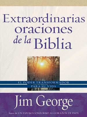 EXTRAORDINARIAS ORACIONES DE LA BIBLIA BOLSILLO (rústica) [Libro]