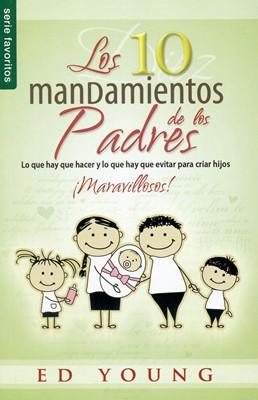 DIEZ MANDAMIENTOS DE LOS PADRES BOLSILLO (rústica) [Libro]