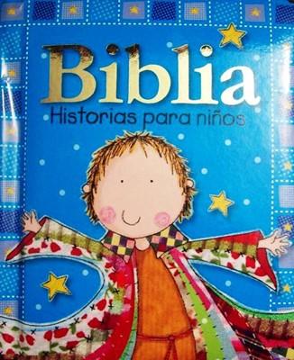 BIBLIA HISTORIAS PARA NIÑOS (rústica) [Libro]