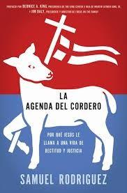AGENDA DEL CORDERO (rústica) [Libro]
