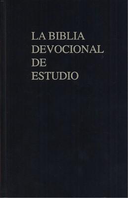 B DEVOCIONAL DE ESTUDIO RVR60 (Tapa Dura) [Biblia]