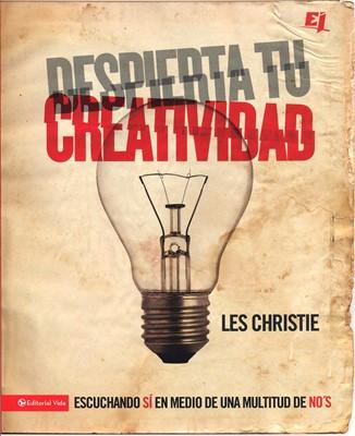 DESPIERTA TU CREATIVIDAD (Rústica) [Libro]