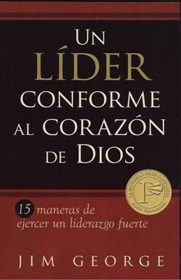 LIDER CONFORME AL CORAZON DE DIOS (Rústica) [Libro]