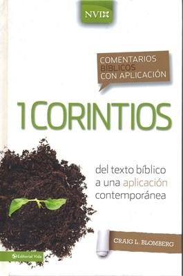 COMENTARIO NVI 1 CORINTIOS (Tapa Dura) [Libro]