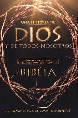 HISTORIA DE DIOS Y DE TODOS NOSOTROS (Rústica) [Libro]