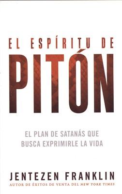 ESPIRITU DE PITON EL (Rústica) [Libro]