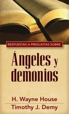 RESPUESTAS A PREGUNTAS ANGELES Y DEMONIOS BOLSILLO [libro de bolsillo]