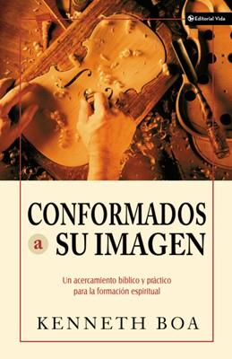 CONFORMADOS A SU IMAGEN (Rústica) [Libro]
