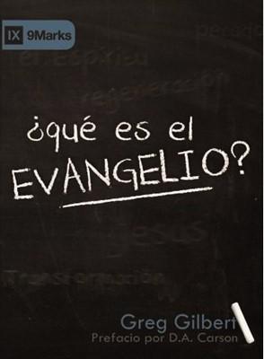¿Qué es el evangelio? (Rústica) [Libro]