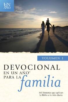 DEVOCIONAL EN UN AÑO FAMILIA VOL.1 (Rústica) [Libro]